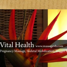 Massage for Vital Health